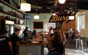 About Rocky Mount Burger Company